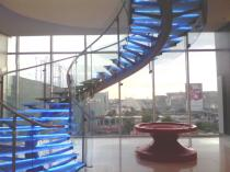 Awesome Sunroom Designs Cool Round Blue Glass