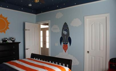 Awesomely Creative Space Decorations Bedrooms