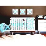 Baby Boy Bedding Sets Modern Crib Decoratorist 68444