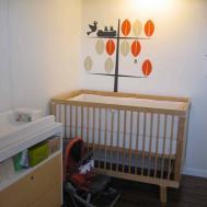 Baby Room Paula Professor Pocket Raising