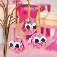 Baby Shower Theme Owls Girl Paper Lanterns Owl
