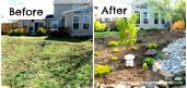 Back Garden Ideas Budget Inspirations Front Yard