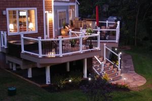 Backyard Deck Designs Leave Speechless