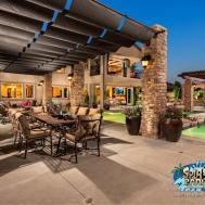 Backyard Design Ideas Splash Pools Construction