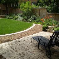 Backyard Designs Small Yards Large Beautiful