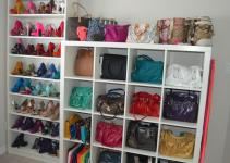 Bag Storage Ideas