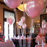 Balloon Centerpieces Ideas Party Favors