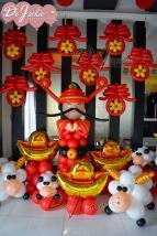 Balloon Decorations Weddings Birthday Parties