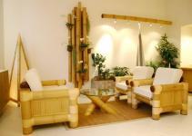 Bamboo House Interior Design Mapo Cafeteria