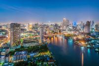 Bangkok Hotels Amazing Views Room