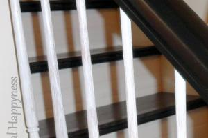 Banister Makeover Diy Intro Sneak Peek Practical