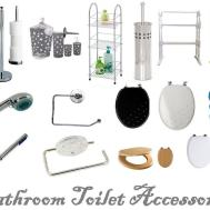 Bathroom Accessories Storage Solution Tissue Towel Brush