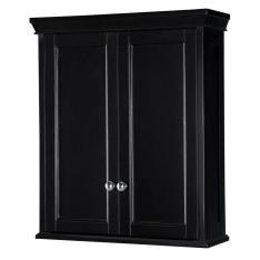 Bathroom Wall Cabinet Espresso Medicine Shelf Vanity