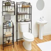 Bathroom Wall Storage Shelf Organizer Holder Towel Over
