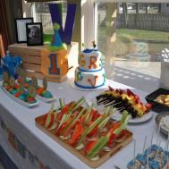 Bday Boy Beach Summer Party Food Ideas Kids Birthday