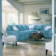 Beach Living Room Decor Awesome Themed
