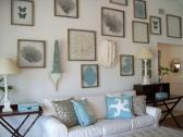 Beautiful Beach Themed Living Room Ideas Nautical