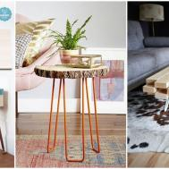 Beautiful Cheap Diy Coffee Table Ideas