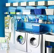 Beautiful Designs Small Laundry Rooms