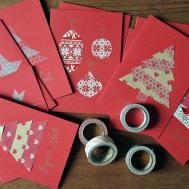 Beautiful Diy Homemade Christmas Card Ideas 2013