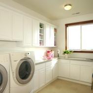 Beautiful Efficient Laundry Room Designs Decorating