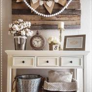 Beautiful Rustic Entryway Decoration Ideas Homedecorish