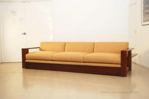 Beautiful Wood Frame Sofa Additional Contemporary