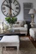 Beauty French Country Living Room Decor Design