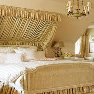 Bedroom Contemporary Decorating Ideas Sloped