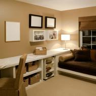 Bedroom Decor Inspiration Small Guest Office