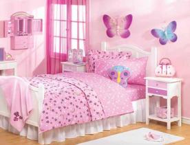 Bedroom Decor Little Girl Room Makeover Ideas