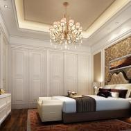 Bedroom Elegant Chandeliers Best