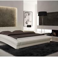 Bedroom Furniture Modern Bedrooms White Bed Nightstands