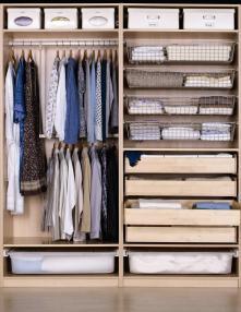 Bedroom Small Closet Design Ideas