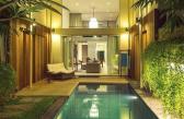 Bedroom Villa Seminyak Square Room Wallper 2017
