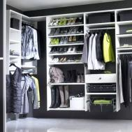 Bedroom Wardrobe Design Ideas Closet Brilliant Black