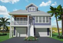 Berkeley Cove Coastal Home Plans