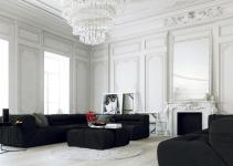 Besf Ideas All Design Black White Living Room