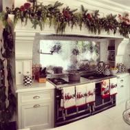 Best Christmas Kitchen Decor Ideas Bellezaroom