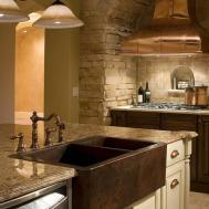 Best Copper Sinks Kitchen Ideas Home Design