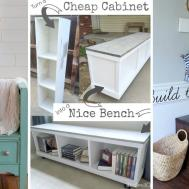Best Diy Entryway Bench Projects