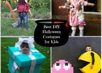 Best Diy Halloween Costumes Kids Sometimes Homemade