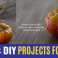 Best Diy Projects Make Fall Joy