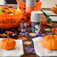 Best Halloween Party Decoration Ideas Mummy Candy Cans
