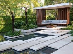 Best Modern Landscape Design Pertaining 9073