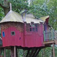 Bewilderwood Treehouse Spencer Wright Flickr