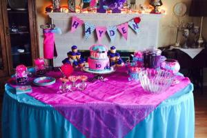 Birthday Party Ideas Girls Age Rachelus Bday
