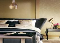 Black Gold Bedroom Ideas Silver