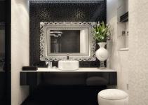 Black White Bathroom Ideas Designs