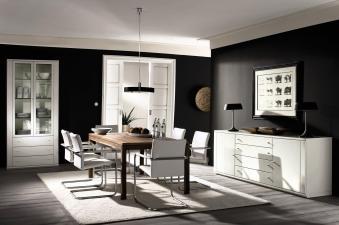 Black White Decor Inspirations